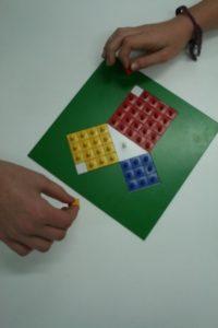 montessori math game