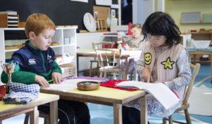 Children's House Primary Montessori slideshow