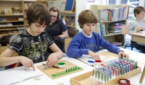 Childrens house primary montessori ages 3 - 12